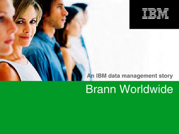 IBM Interactive Presentation