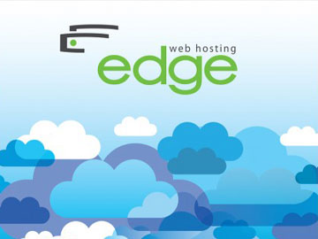Edge Web Hosting Poster